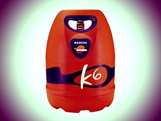 6KG GAS CYLINDER DELIVERY